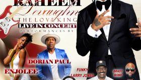 Raheem DeVaughn Concert