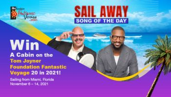 Rickey Smiley Sail Away Song of the Day Contest Rotator
