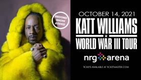 Katt Williams World War III Flyer - Houston 2