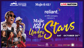 Majic Under The Stars 2021 Flyer V4