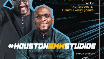 BMW HOU - Uncle Funky Larry Jones & Ali Siddiq 1080x1080