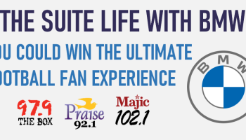 Suite Life With BMW Giveaway